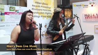Merry Bees Live Music - Ariane sings If I Ain't Got You (Alicia Keys cover)