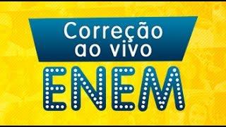 Correção AO VIVO - ENEM 2015 - 2º Dia de prova