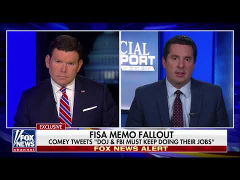 Very interesting interview with Devin Nunes