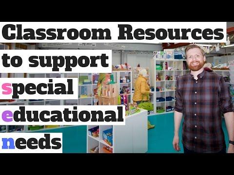 Classroom Resources To Support Special Educational Needs | SEN Behaviour Management Autism Sensory