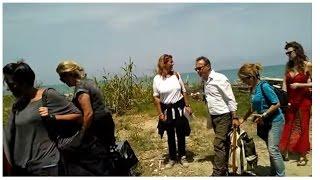 Dietro le quinte di 'Scomparsa' fiction RAI girata a San Benedetto del Tronto