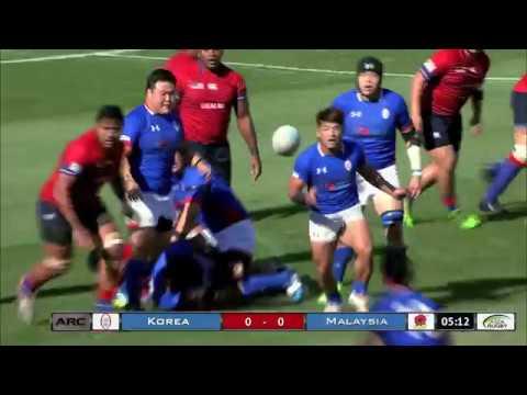 Korea  v Malaysia  Highlight  #ARC2018 Week 4