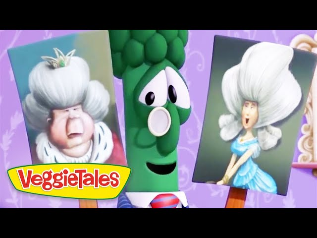 Veggie Tales | Moo Shoo | Silly Songs With Larry | Silly Songs | Kids Cartoon | Videos For Kids