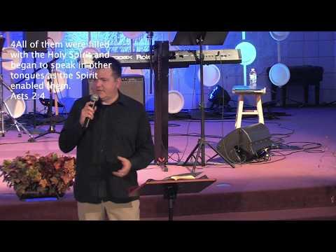 Damon Stuart: We Need the Holy Spirit!