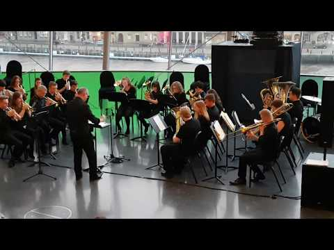 SLAIDBURN performed by Durham Music service county youth brass band  Sage Gateshead March 2018