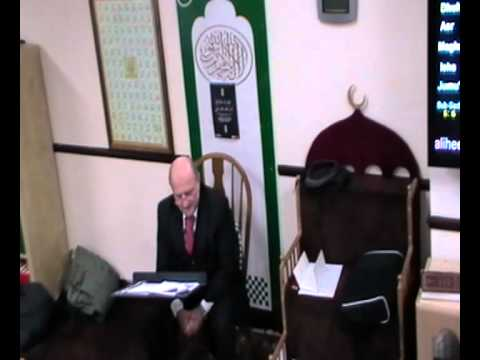 20 Jan 2012: Dr Fahim discusses Life and Death