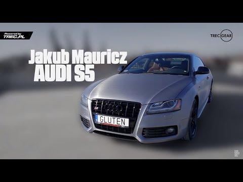 🚗 Czym jeździ Jakub Mauricz? - Audi S5 - Seria Trec Gear (Zapytaj Trenera)