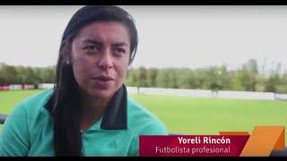 Los nuestros - Yoreli Rincón (capítulo completo)
