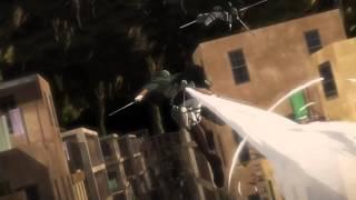 Attack on Titan Levi OVA Trailer