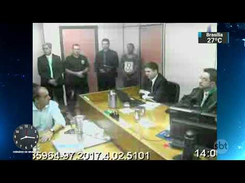 Juiz manda transferir Sérgio Cabral para presídio federal | SBT Brasil (23/10/17)