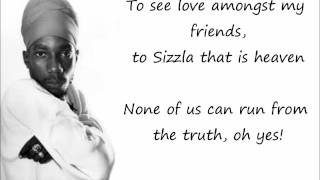 Sizzla - Love Amongst My Brethren (lyrics)