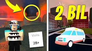 ROBLOX JAILBREAK 2 BILLION UPDATE! (Full Review)
