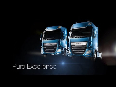 DAF Reveals: the best trucks on the market