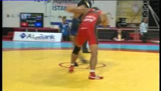 60kg - Besik Kudukhov (RUS) Vs Kenichi Yumoto (JPN) 2011 World Championship