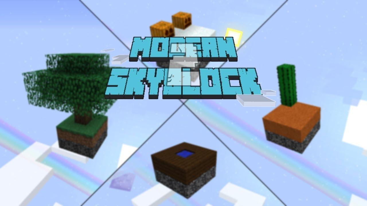 Minecraft - Modern Skyblock 2 - Day 2