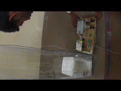 Lift Project Using PLC AND SCADA during Summer Training | Goeduhub Technologies