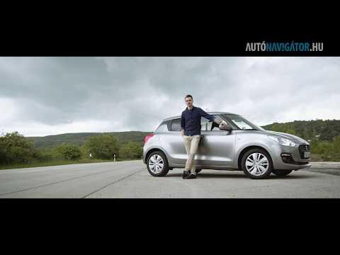 Suzuki Swift 1.2 GL+ teszt