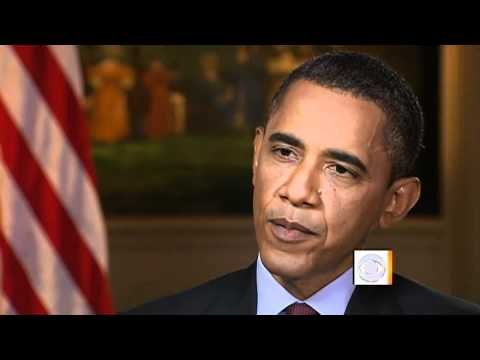 Obama: One-on-one with Scott Pelley