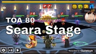 summoners war toa 80 seara stage hard mode