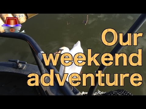 Narrowboat Experience #006 - Our weekend adventure on the Grand Union Canal