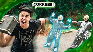 O ALIEN DO BEM ME SALVOU DO ALIEN MAL! (Parte 16)