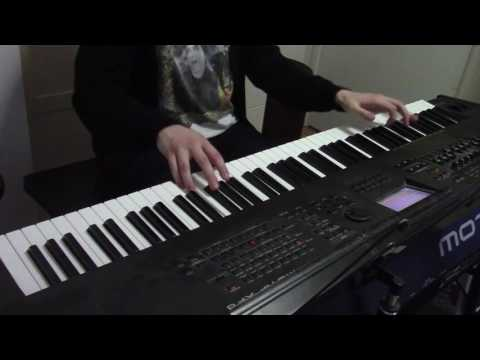 David Bowie - Ashes to Ashes - Piano Cover