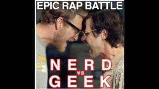 Epic rap battle Nerd vs Geek Instrumental