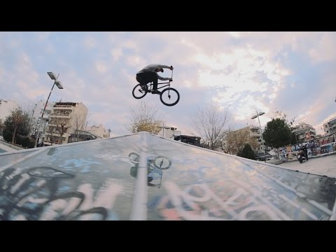 ANIMAL BMX IN ATHENS
