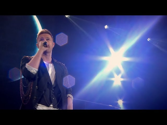 Westlife - My Love (Live 2012)