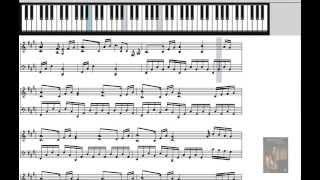 Evanescence My Immortal Fallen Piano Tutorial ( Sheet)