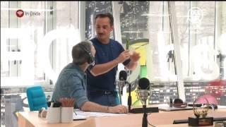 Il #PupiChallenge di Nicola Savino