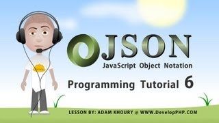 json tutorial for beginners part 6 Ajax PHP Multiple Album Photo Gallery