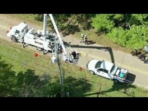 Hurricane Florence: Duke Energy says 114K customers remain without power
