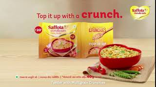 Saffola Masala Oats Multigrain Crunchies - Gujarati