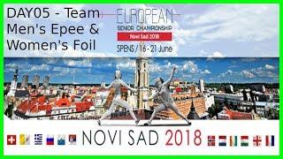 European Championships 2018 Novi Sad Day05 - Piste Green thumbnail