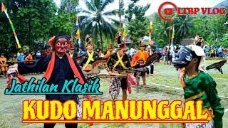 Jathilan Klasik - KUDO MANUNGGAL Live Wisata Pasar Menoreh