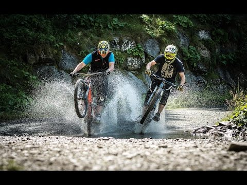 People Are Awesome Best Of Mountain Biking 2015 Youtube