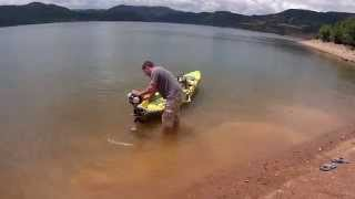 Каяк за риболов / Fishing Kayak - MotoKayak(За повече информация / For more information http://motokayak.eu/, 2015-07-11T19:38:09.000Z)