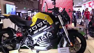 2017 Brammo Empulse R Electric Special Series Pro Lookaround Le Moto Around The World
