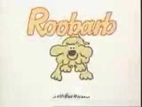Roobarb and custard 1974Roobarb and Custard &x00a91974;2012 A&BTV