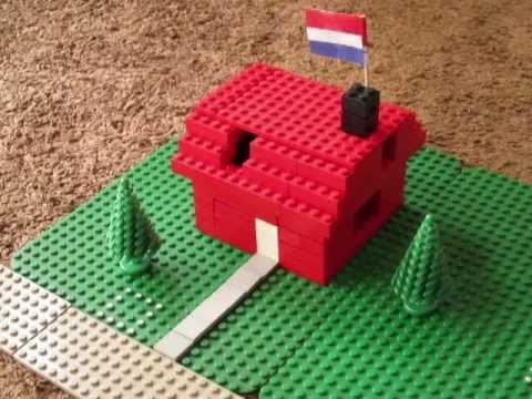 Een Nieuw Huis : Een nieuw huis! gefeliciteerd! :: stop motion animatie met