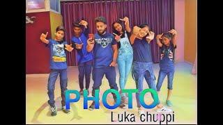 Photo | Luka Chuppi | Dance Choreography | Step-Up Dance Academy Dhar MP