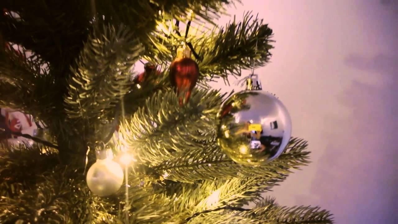 Decorating A Traditional, Danish Christmas Tree