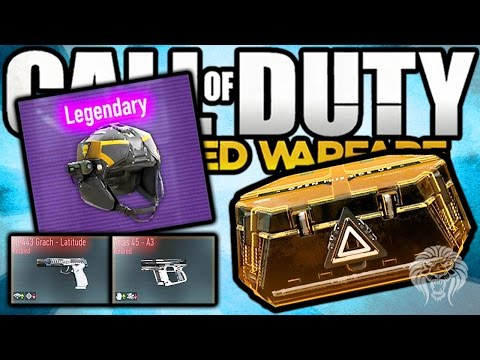 Advanced Warfare: NEW LEGENDARY GEAR! Better Than Elite Super Rare Loot & Retired Weapons & Armor poster