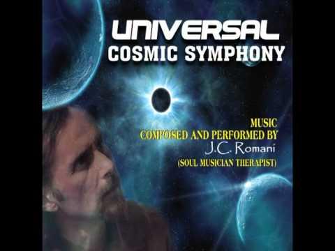 "UNIVERSAL COSMIC SYMPHONY ""Sinfonia Cosmica Universal""  music by J.C.ROMANI"