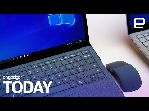 Windows 10 S will no longer exist as a standalone product | Engadget Today