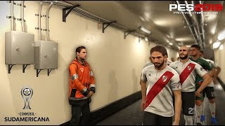 PES 2019 | Copa Libertadores Cuartos | River Plate vs Independiente | Gameplay PS4