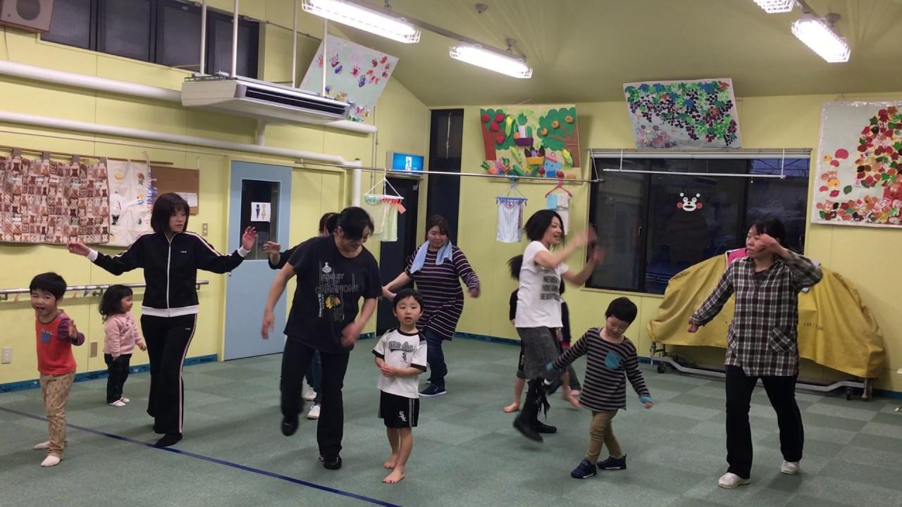 発達が心配なお子さんのための 親子deヒップホップ 2017.02.16