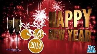 ClickspaceTV New Year's Eve 2014 Slide