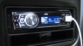 JVC KD-R900 HU Review - part 1